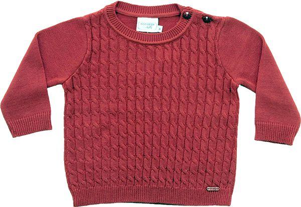 51.271 - Sweater Jacquard Mini Tranças