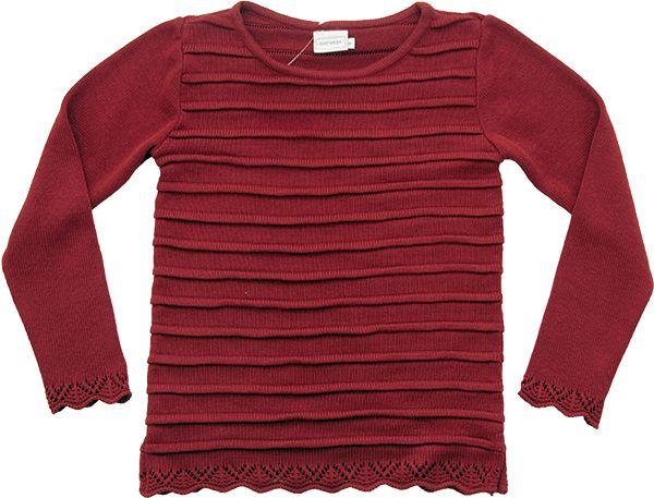 51.274 - Sweater Jacquard Listras em Relevo