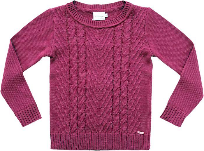 51.275 - Sweater Jacquard com Tranças