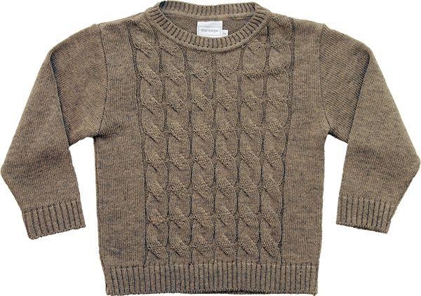 51.287 - Sweater Maxi Tranças