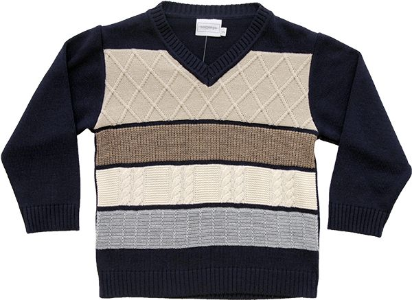 51.288 - Sweater Vários Pontos