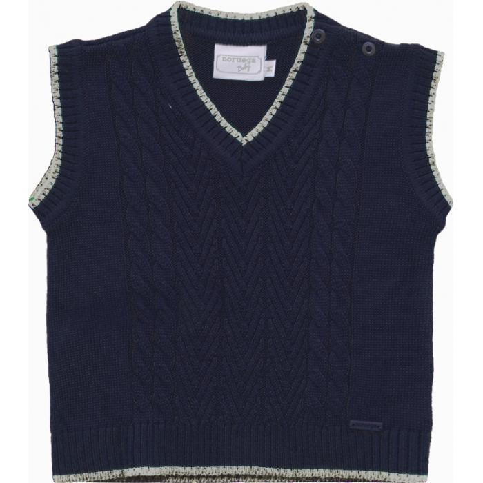 51.290 - Sweater Aran com Tranças