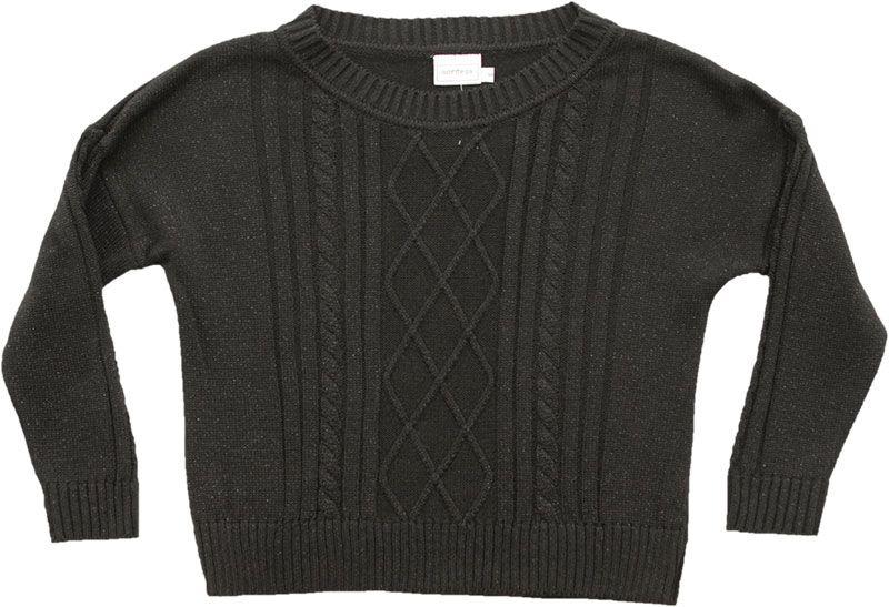 51.315 - Sweater com Tranças e Aran