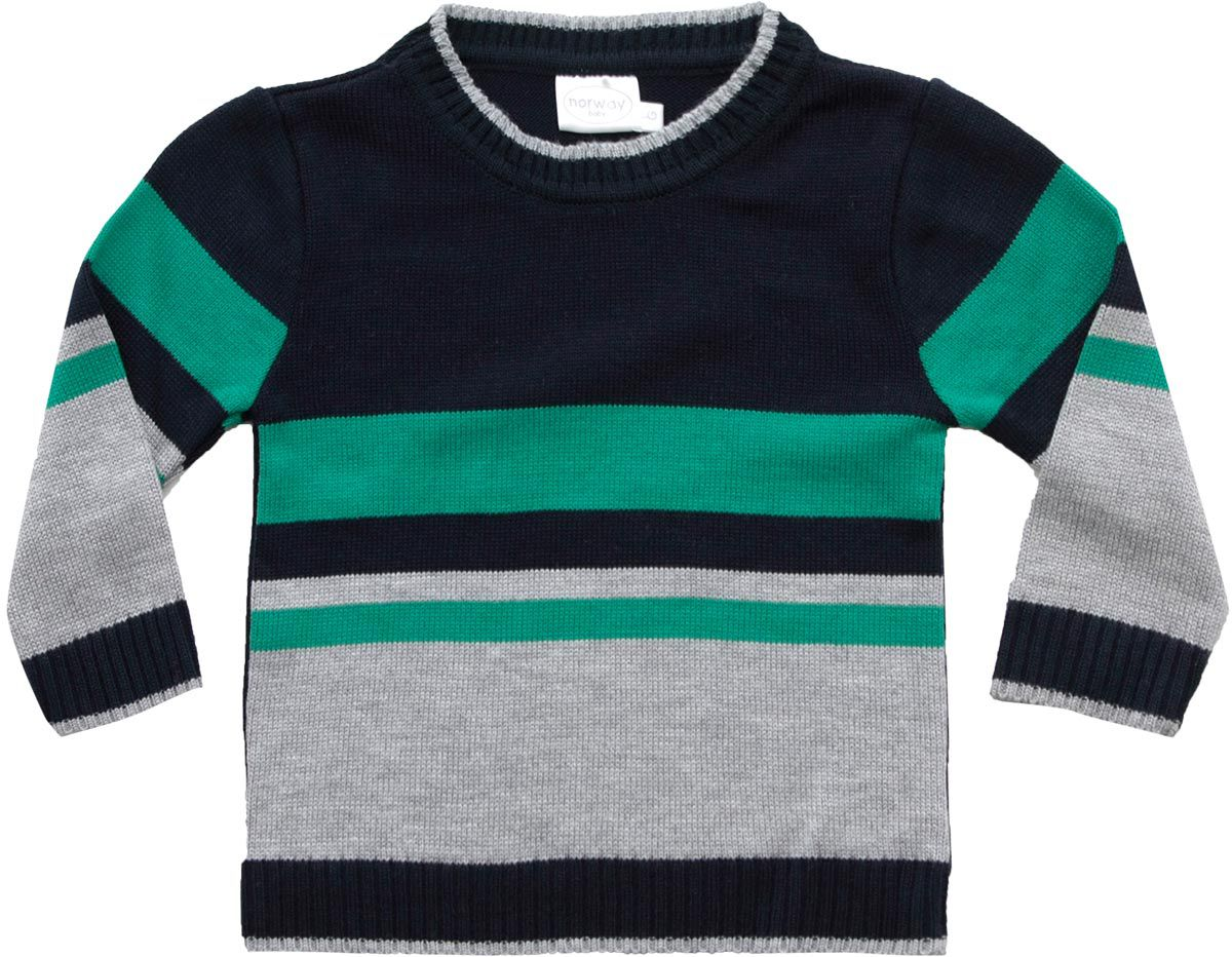 54.128 - Sweater Básico Gola Careca