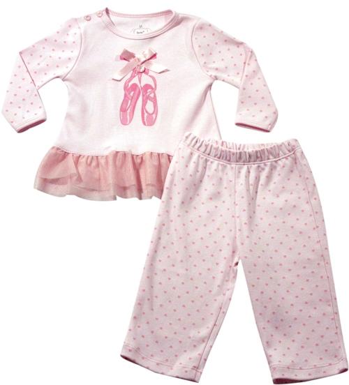 61.006 - Conjunto Pijama Silk Bailarina