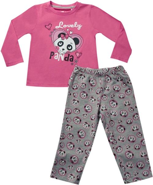 61.020 - Conjunto Pijama Silk Panda