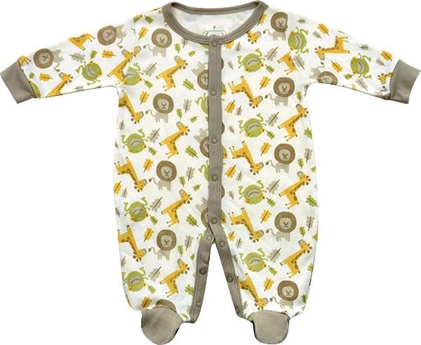 61.067 - Pijama Macacão Estampa Animais