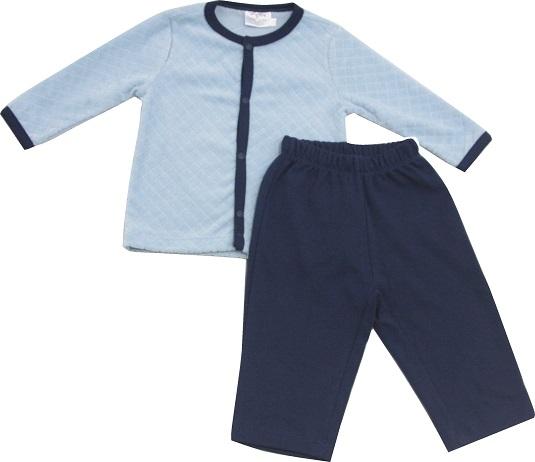 61.230EX - Conjunto Pijama c/ Losangos
