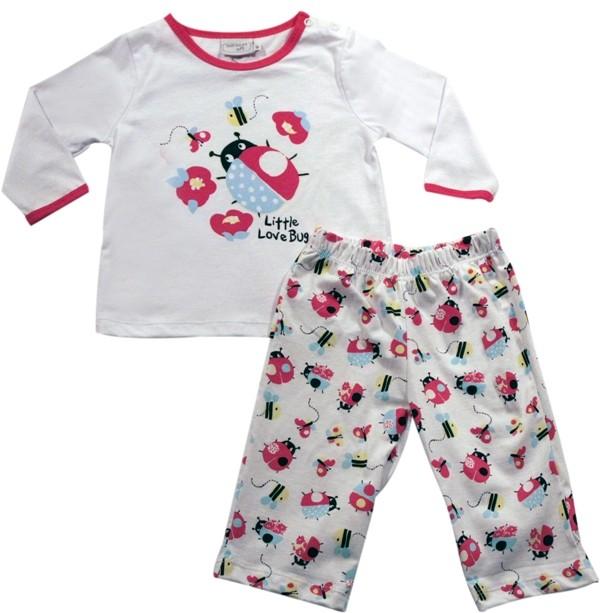 62.102A - Conjunto Pijama Silk Joaninha
