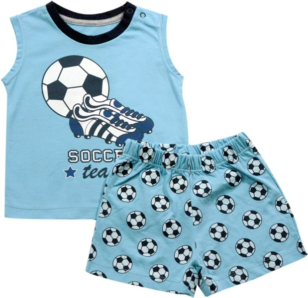 62.109 - Conjunto Pijama Silk Soccer Team