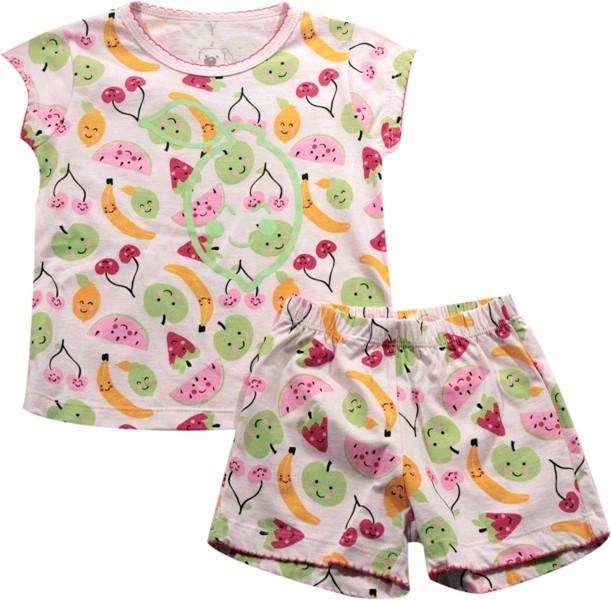 62.119 - Conjunto Pijama Silk Frutas