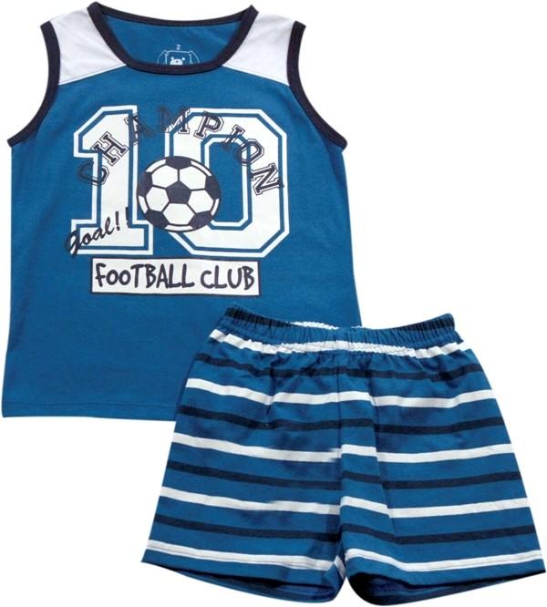 62.125 - Conjunto Pijama Silk Football