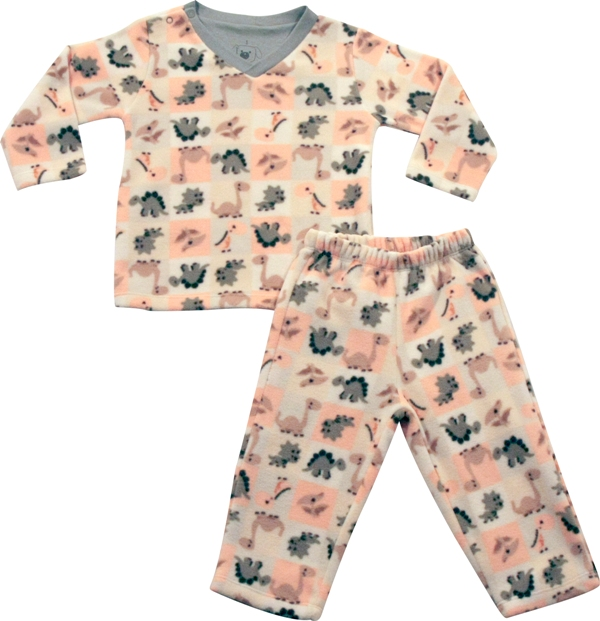62.143 - Conjunto Pijama Estampado