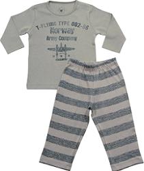 62.156 - Conjunto Pijama Silk Norway