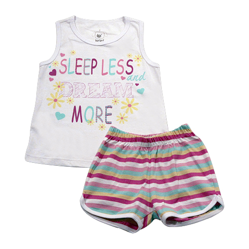 62.194 - Conjunto Pijama Silk Sleep Less