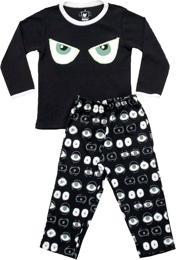 62.223 - Conjunto Pijama Silk Olho