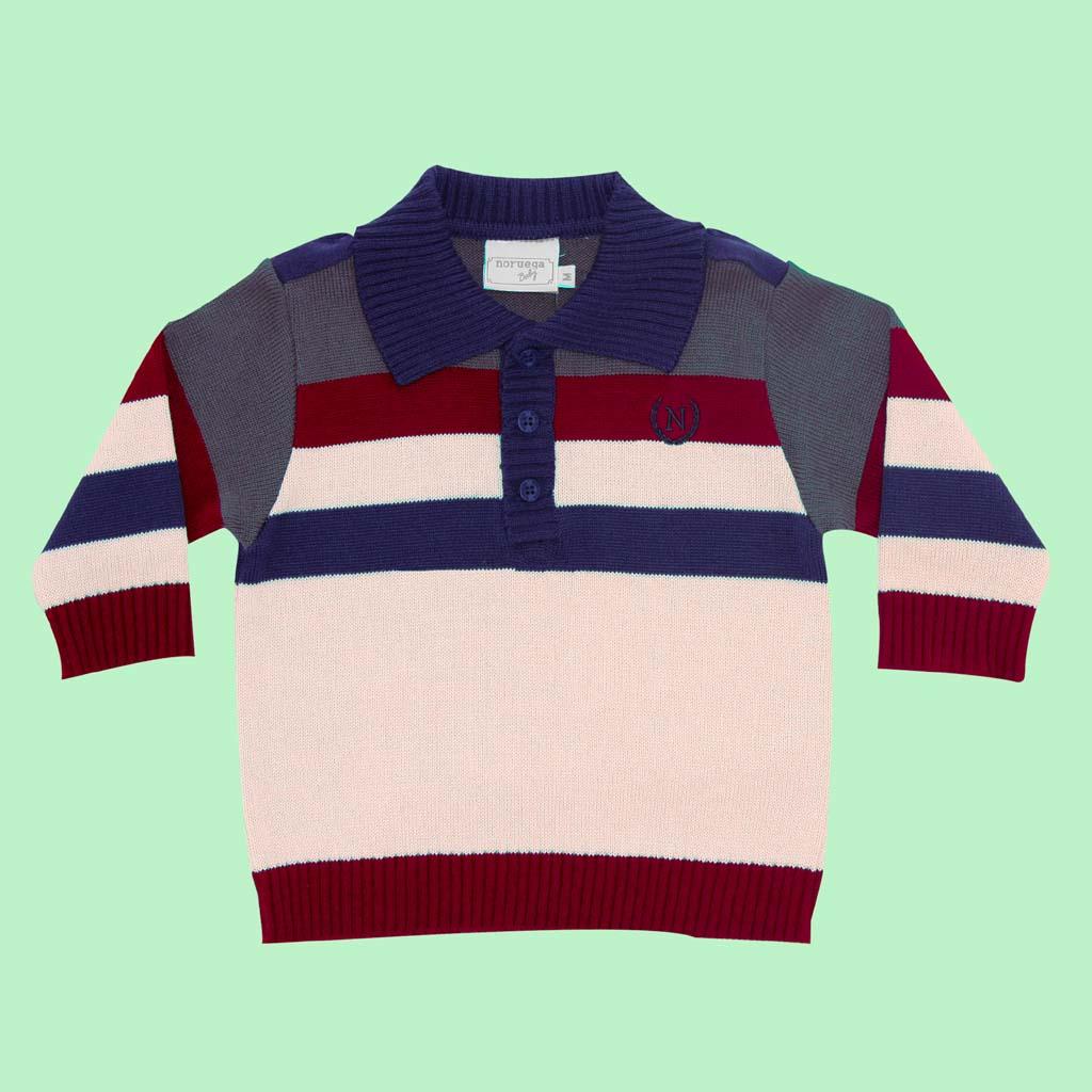 Camisa Polo 4 Cores