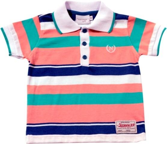 81.176 - Camiseta c/ Listras Irregulares