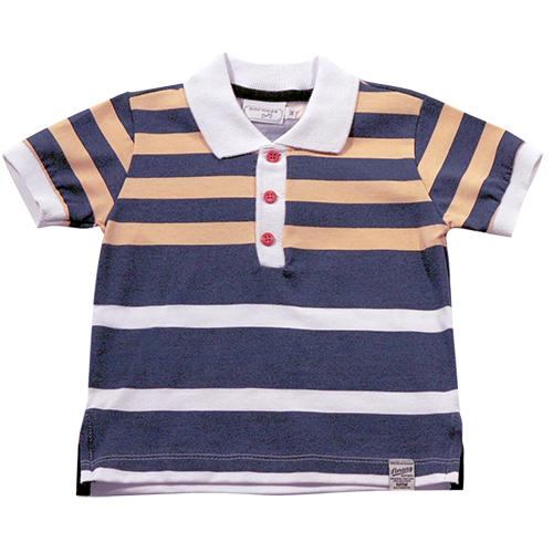 81.192 - Camisa Polo Listras Localizadas