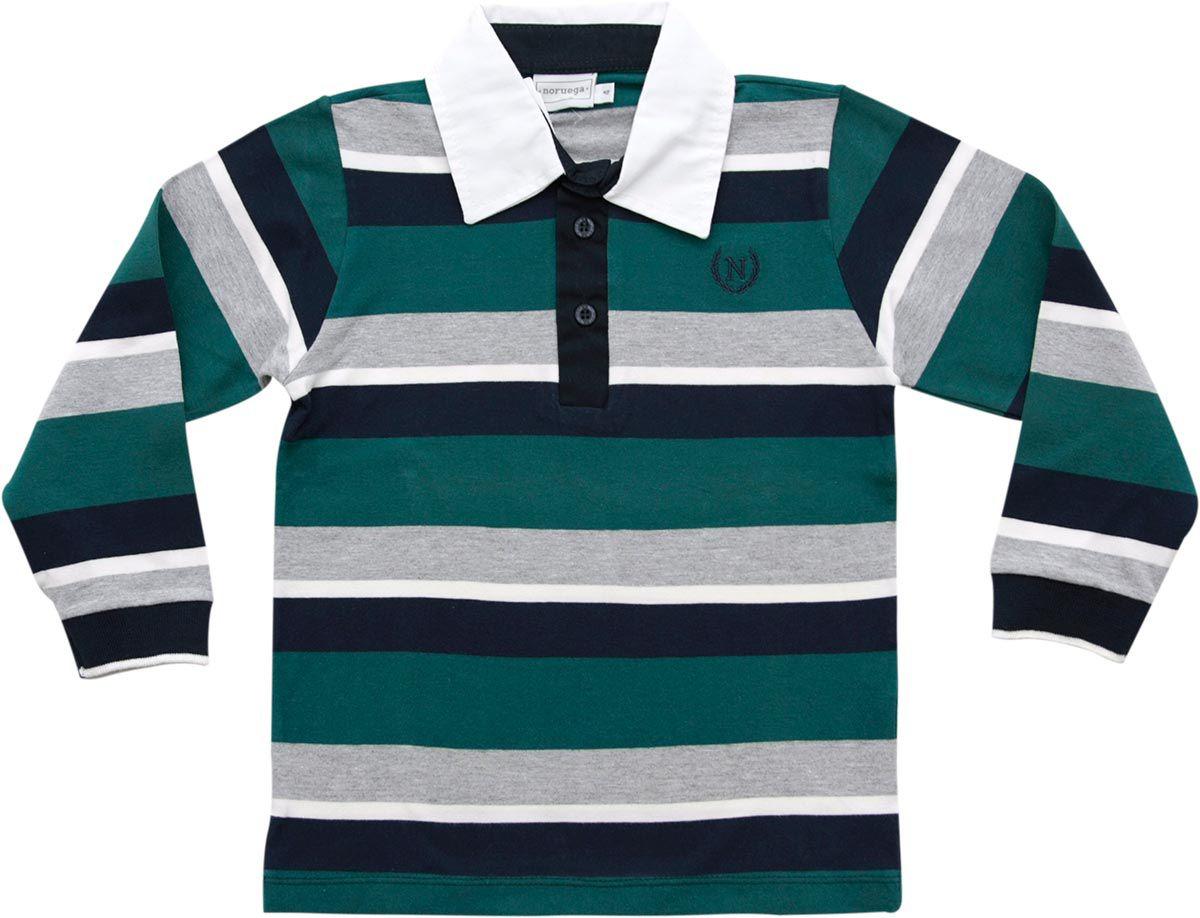 81.169 - Polo Cotton Listrada