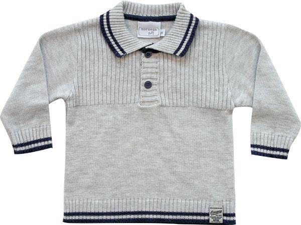 81.203 - Camisa Polo com Busto Canelado
