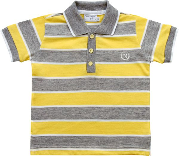 81.214 - Camisa Polo Listrado