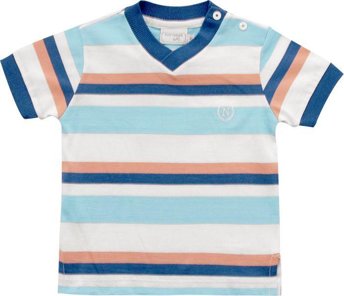 81.217 - Camisa Decote V Listrada