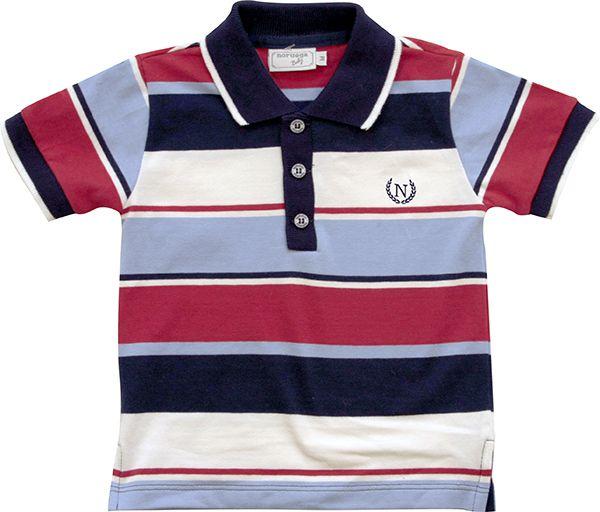 81.220 - Camisa Polo Listrada