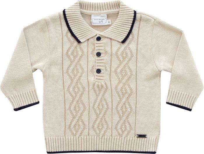 81.226 - Sweater Polo Vanise