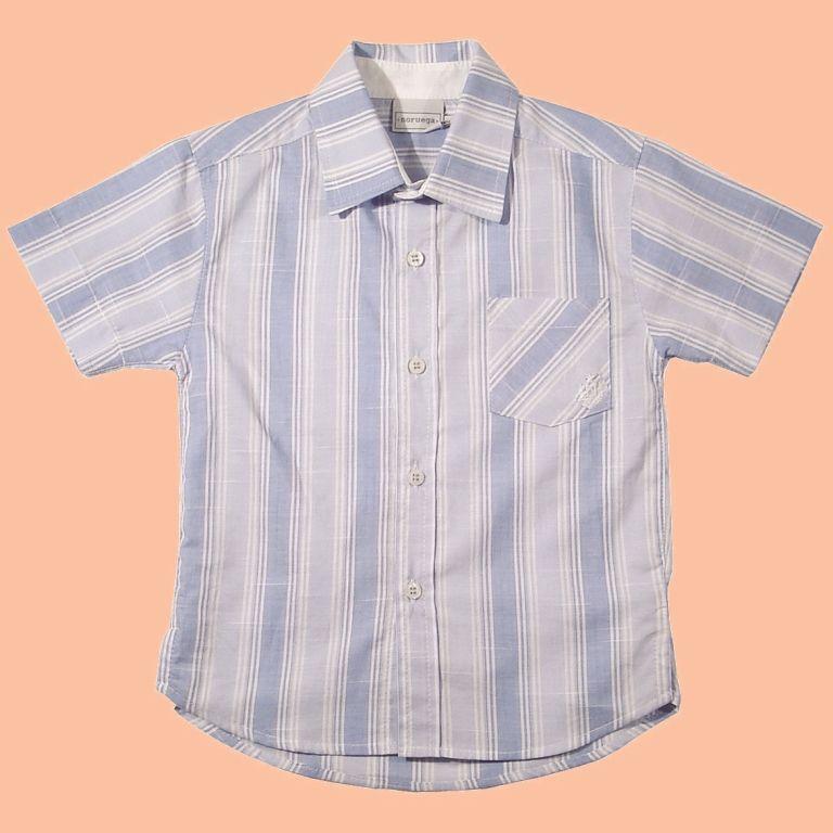 Camisa Bordado N  - Loja Noruega