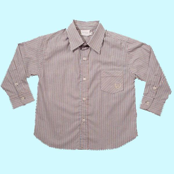 Camisa Tricoline Listrada Pop  - Loja Noruega