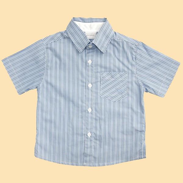 Camisa Polo Listras Finas