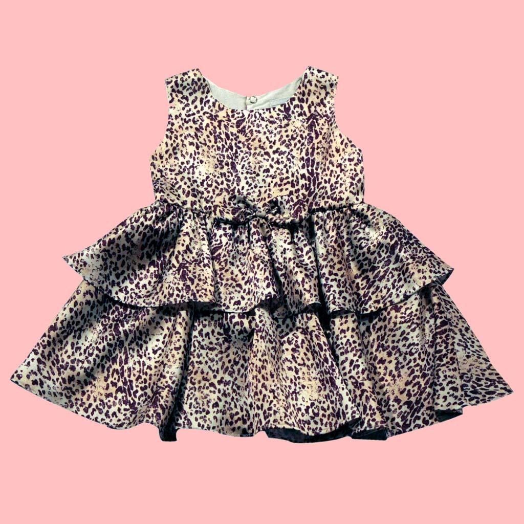 90.160-Vestido Onça