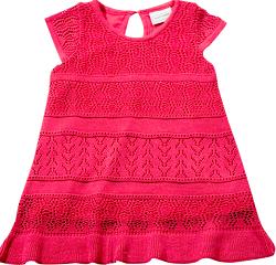 90.167 - Vestido c/ Pontos de Tricot