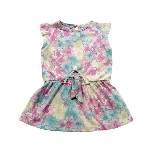 90.194A - Vestido Floral Exclusivo