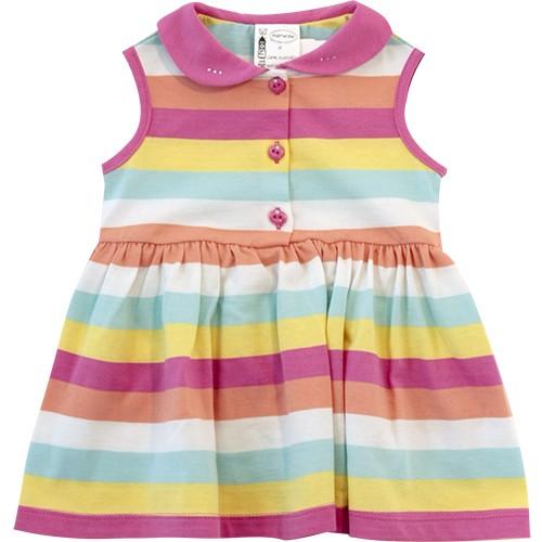 90.202 - Vestido Colorido