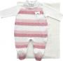 11.555 - Kit Maternidade Ponto Listrado