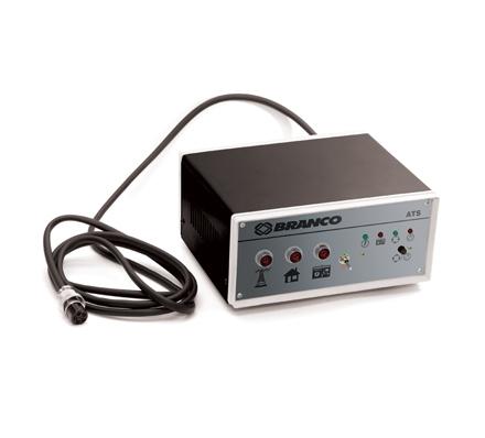 QTA Para Gerador Branco Monofásico BD 8000 220V  - GENSETEC GERADORES