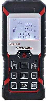 Trena a Laser Sagyma MKSP II 60  - GENSETEC GERADORES