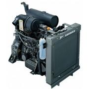 Motor Diesel Yanmar 4TNV98 NSA 2500 RPM 68,9 hp
