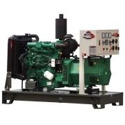 Grupo Gerador de Energia Toyama TDMG30E3 30 kva Trifásico