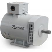Alternador Gerador de Energia Toyama 20 kva Trifásico TA20.0CT2 220V