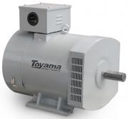 Alternador Gerador de Energia Toyama 8 kva Trifásico TA8CT2