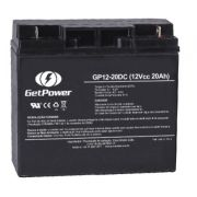 Bateria 12 Volts GetPower 20A GP12-20DC