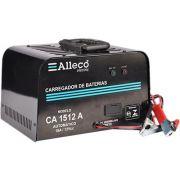 Carregador de Bateria Automático 12V Alleco CA1512A