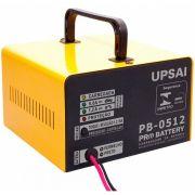 Carregador de Bateria Automático 12V Upsai PB0512