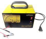 Carregador de Baterias Automático 12 e 24 Volts Upsai PB 5024 Auxiliar de Partida