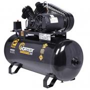 Compressor de Ar Pressure 10Pés Vortex 300 100 Litros 140 Libras Monofásico