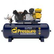 Compressor de Ar Pressure 15 Pes 200 Litros 140 Libras - Sem Motor