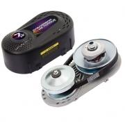 Conversor de Torque CVT com embreagem para motores 5.5hp a 7.5hp
